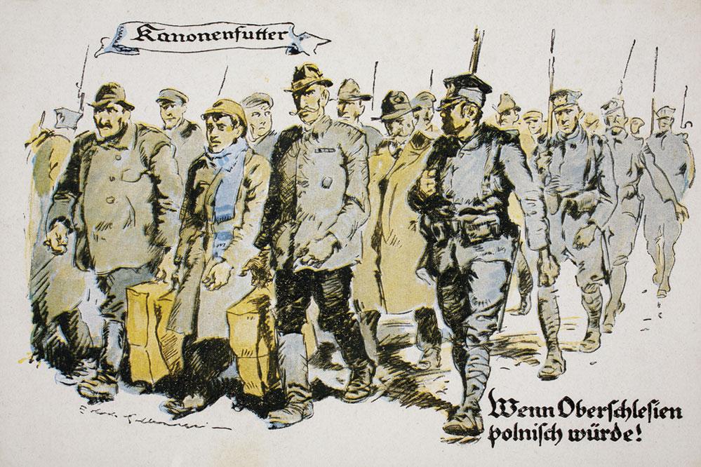 Artefakt_Volksabstimmung-1921-Oberschlesien