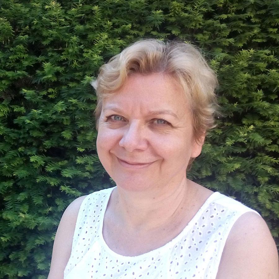 Zofia Kunert Portrait